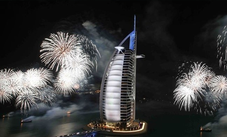 New Year Dubai