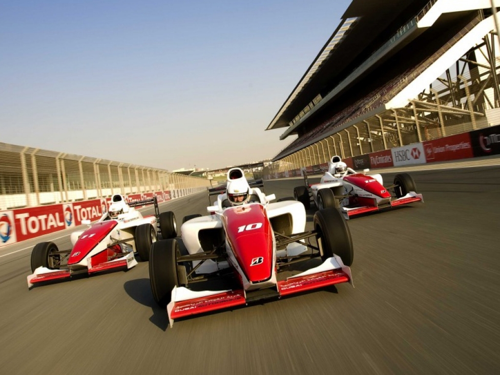 Platinum One Dubai Autodrome Motorcity